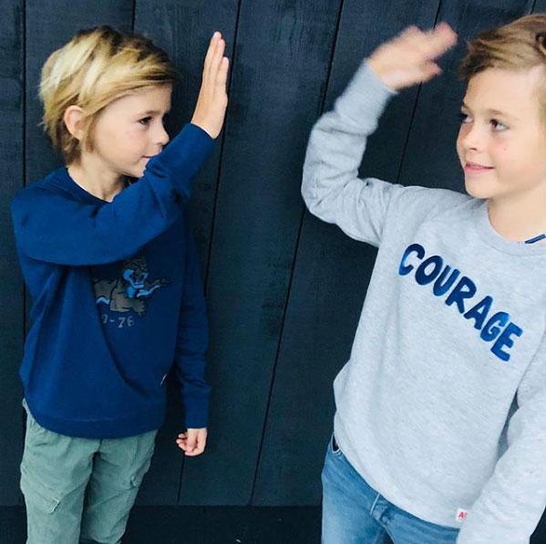 Coole Outfits für coole Kids