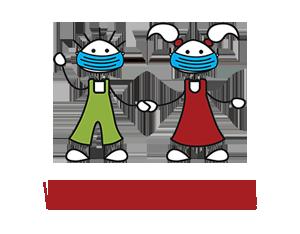 Das Glückskinder-Lädchen in Braunschweig ist wieder geöffnet. Wir halten zusammen und schützen uns.